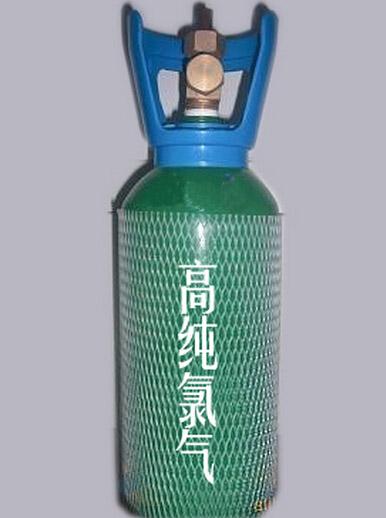 99.999%(5N)高纯氯气