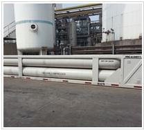 氦气排管车(槽罐车)组图