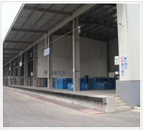 高純氦氣倉庫